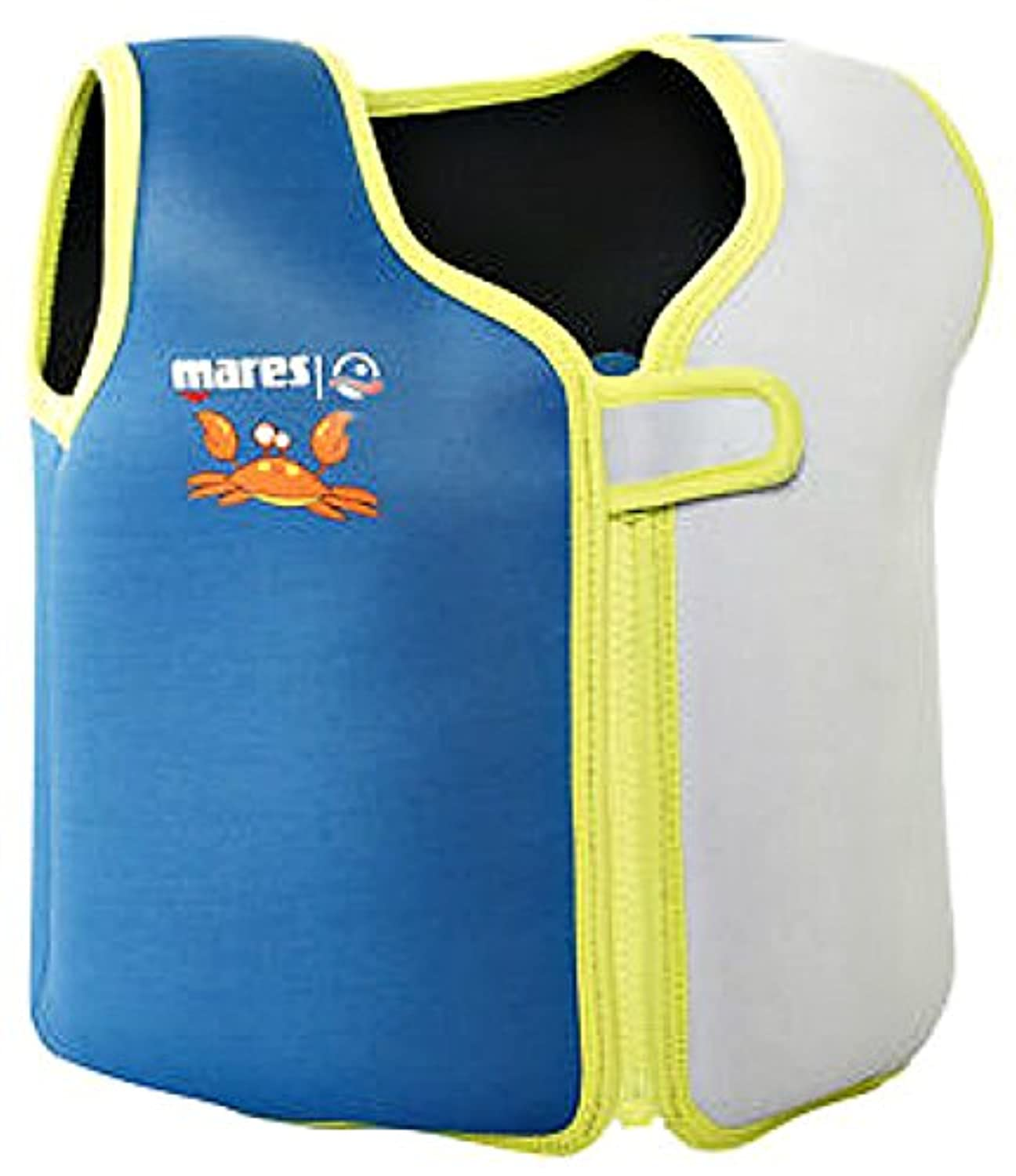 Mares Childs / Junior Floatation Swim Vest /ジャケット。ブルー/グレー。年齢2 – 4 years. by Mares