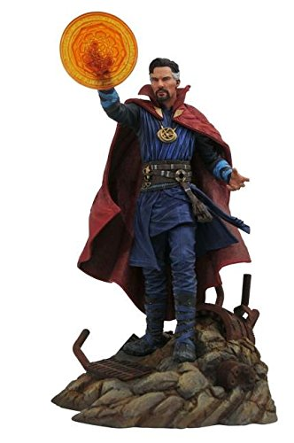 Marvel DIAMOND SELECT TOYS Gallery: Avengers Infinity War Movie Doctor Strange PVC Diorama Figure