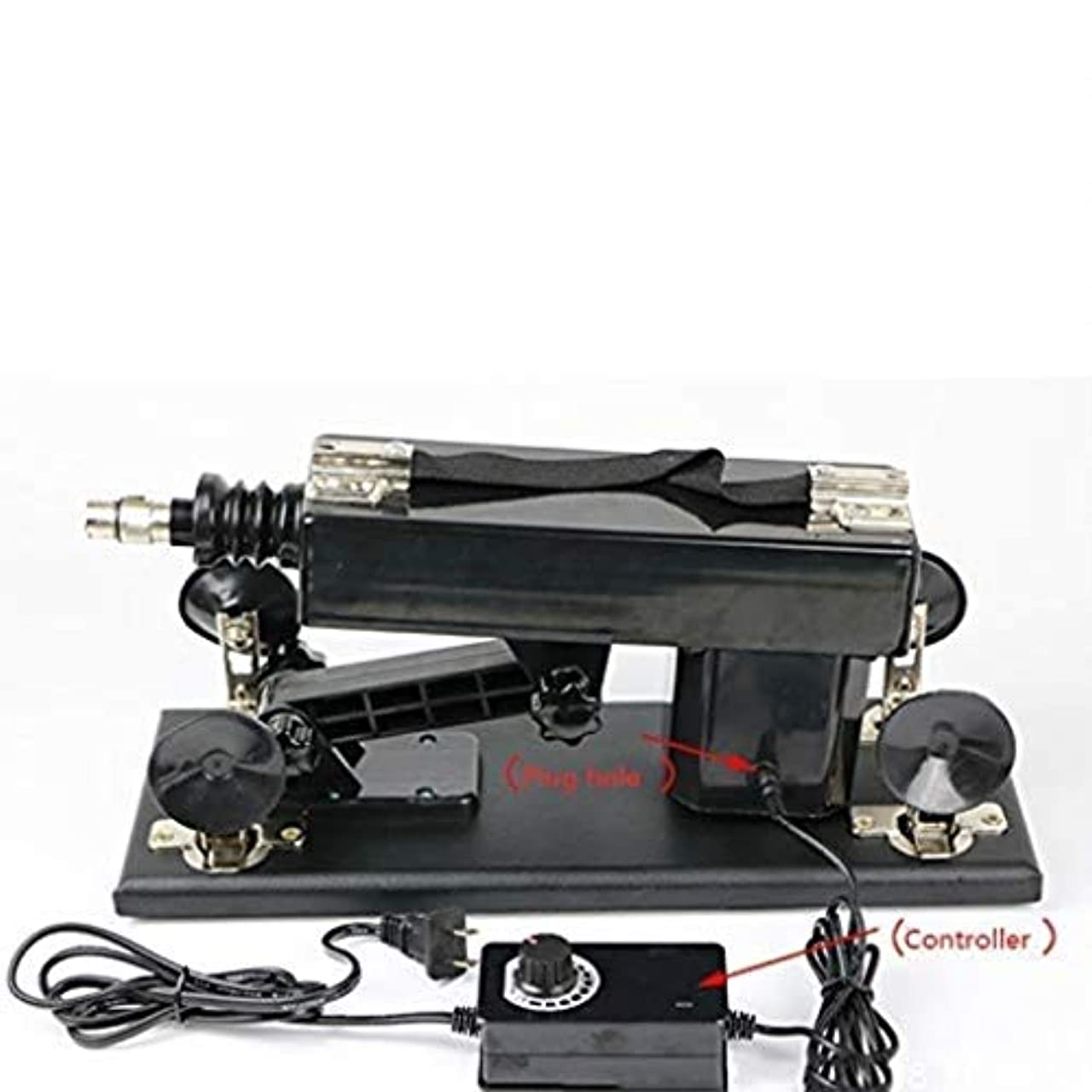 Risareyi 電気自動大人機械マッサージツール速度と角度すべて制御マルチ角度調整可能な大人のおもちゃ6おもちゃ最高の贈り物