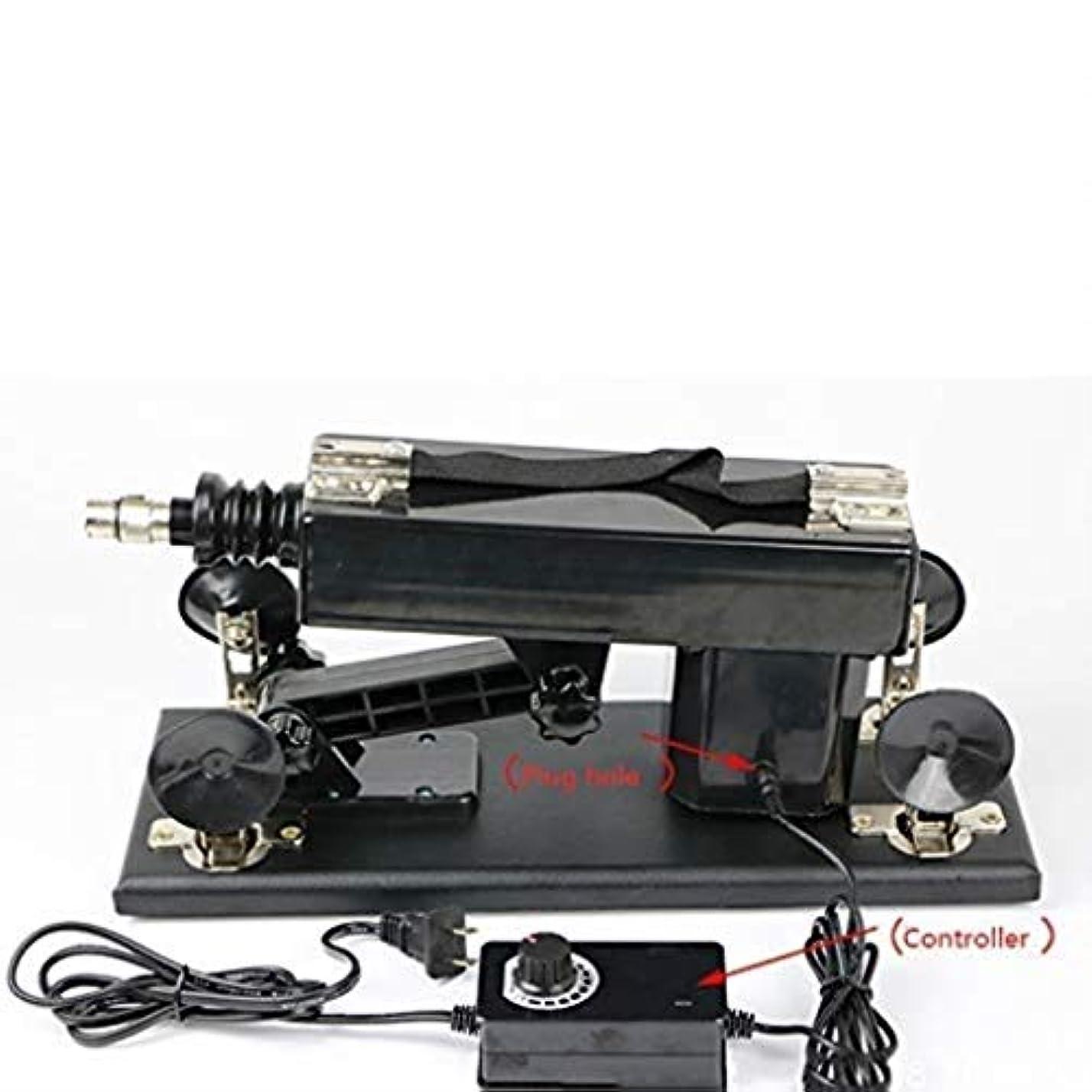 テクスチャー娯楽相続人Risareyi 電気自動大人機械マッサージツール速度と角度すべて制御マルチ角度調整可能な大人のおもちゃ6おもちゃ最高の贈り物