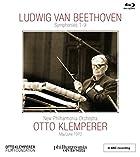 ベートーヴェン : 交響曲全集 (Ludwig Van Beethoven : Symphonies 1-9 / New Philharmonia Orchestra | Otto Klemperer [May/June 1970]) [5Blu-ray] [日本語解説書付]