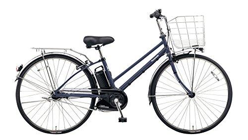 Panasonic(パナソニック) 2017年モデル ティモ・DX 27インチ カラー:マットネイビー BE-ELDT753-V2 電動アシスト自転車 専用充電器付 16.0Ahリチウムイオンバッテリー