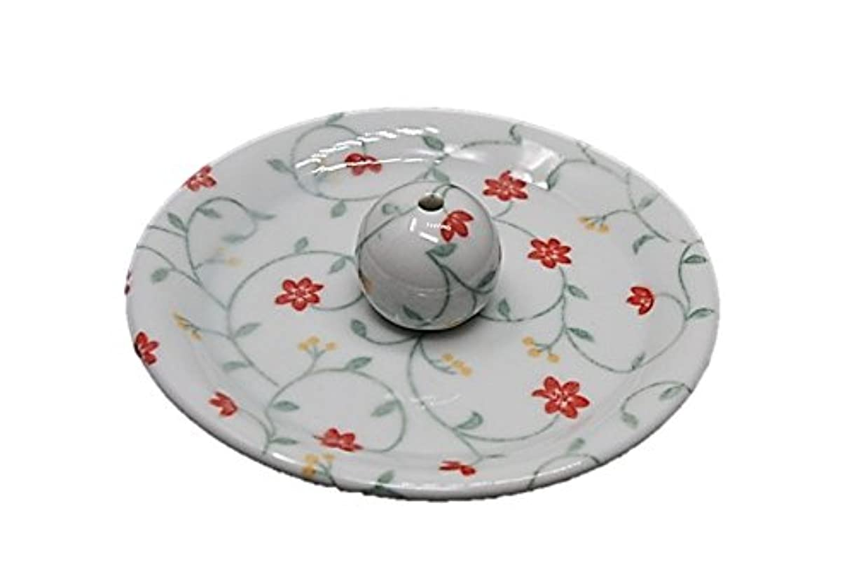 やさしいスコアアームストロング9-33 玉手箱 9cm香皿 お香立て お香たて 陶器 日本製 製造?直売品