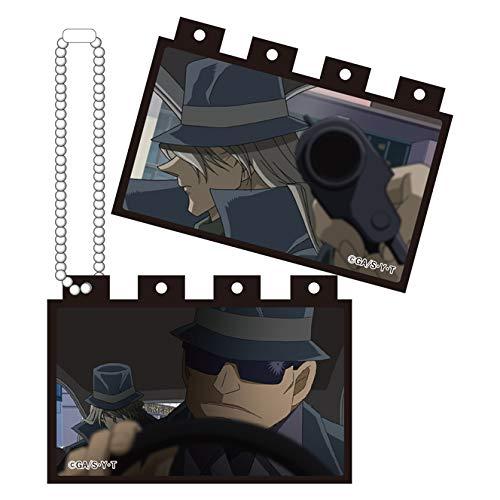名探偵コナン アニメブロック ブラックコレクション BOX商品 1BOX=8個入り、全8種類
