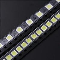 LGのための導かれたテレビのバックライト2835 3030 3V 4014 6Vキットelectronique led液晶テレビ修理のための盛り合わせパックキットクールホワイト[led 3030 3v 10pcs]