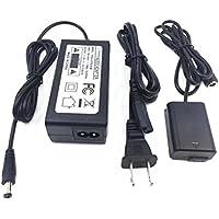 [PSE規格品]Gonine AC-PW20アダプター PW20カプラー NP-FW50 バッテリー互換品キット  ソニー A35, A37,A5000, A5100, A6000, A7R,A7A33, A55,NEX-C3,NEX-F3,NEX-3N,NEX-5C,NEX-5N,NEX-5R,NEX-5T, NEX-6,NEX-7,DSC-RX1,DSC-RX100等対応