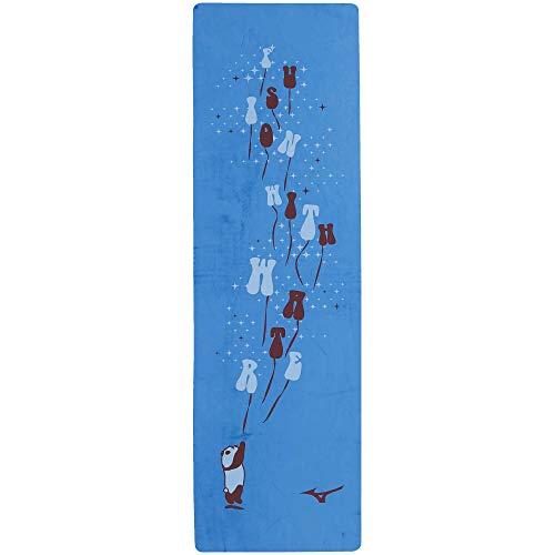 MIZUNO(ミズノ) スイムタオル セームタオル 高吸水 19年春夏モデル N2JY900127 サイズ: ブルー N2JY9001 27:ブルー