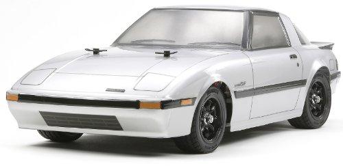 1/10 電動RCカーシリーズ No.493 マツダ SAVANNA RX-7  (M-06シャーシ) 58493