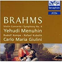 Brahms;Violin Concerto