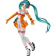 POP UP PARADE 初音ミク GTプロジェクト レーシングミク 2010 Ver. ノンスケール ABS&PVC製 塗装済み完成品フィギュア