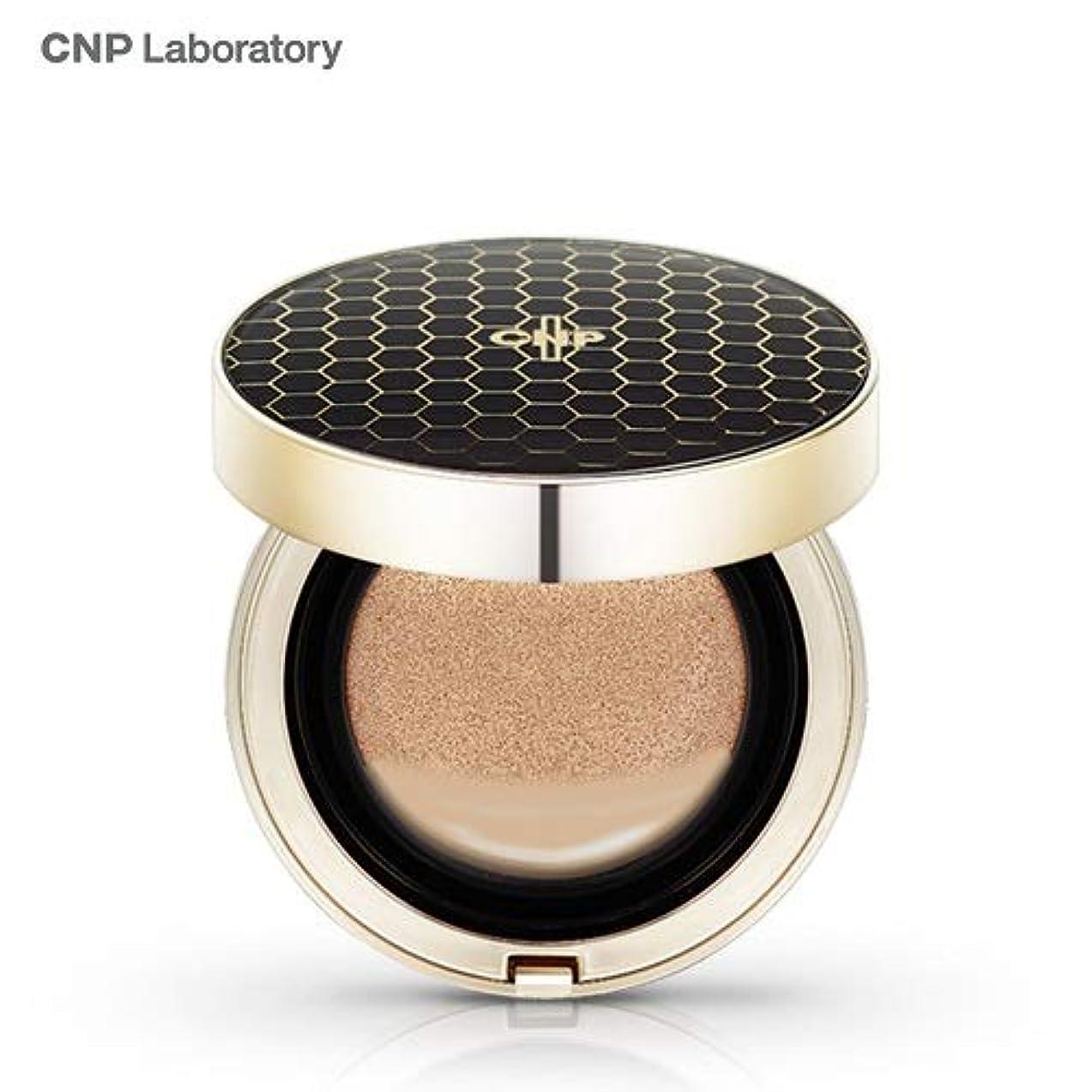 滴下ドット航空機CNP Laboratory プロポリスアンプルインクッション21(オリジナル+詰め替え用) / Propolis ampule In Cushion 21 (original + refill) 15g+15g [並行輸入品]