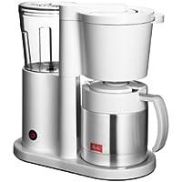 Melitta(メリタ) コーヒーメーカー【2-5杯 浄水フィルター付】Melitta NEUE(ノイエ) ピュアホワイト MKM-535/W