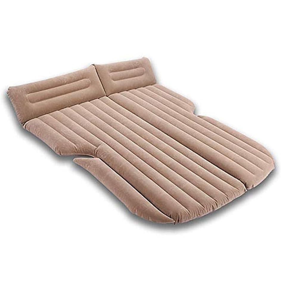 傀儡ルーム手配するLINGYAO 車の膨脹可能なベッドの柔らかく、快適なFoldable環境に優しい通気性の膨脹可能なクッションをきれいにすること容易