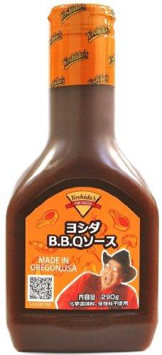 ヨシダ B.B.Q.ソース ハーフボトル 290g