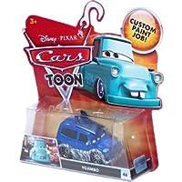 Disney (ディズニー) / Pixar (ピクサー) CARS TOON 155 ダイキャスト Yojimbo ミニカー ダイキャスト 車 自動車 ミニチュア 模型 (並行輸入)