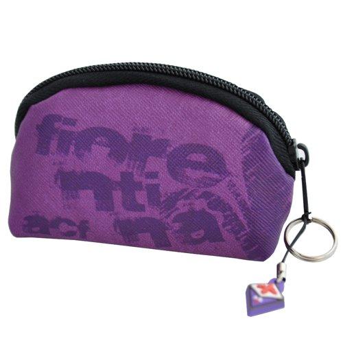 [해외]FIORENTINA (피오렌티나) 공식 코인 (퍼플) FIV07/FIORENTINA (Fiorentina) Official coin case (purple) FIV 07