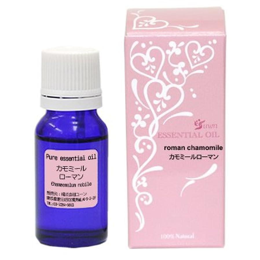 ベアリングサークル規則性魅力的カモミールローマンオイル 10ml ywoil:エッセンシャルオイル(精油)
