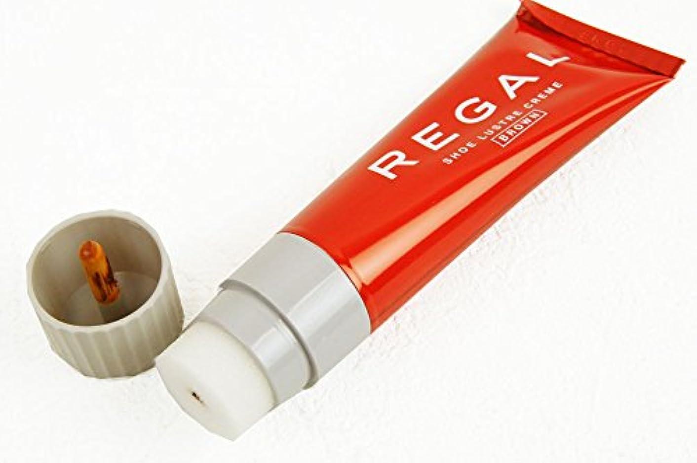 ジャングル座標等価(リーガル)REGAL TY14 シューラスタークリーム 内容量:50g BROWN