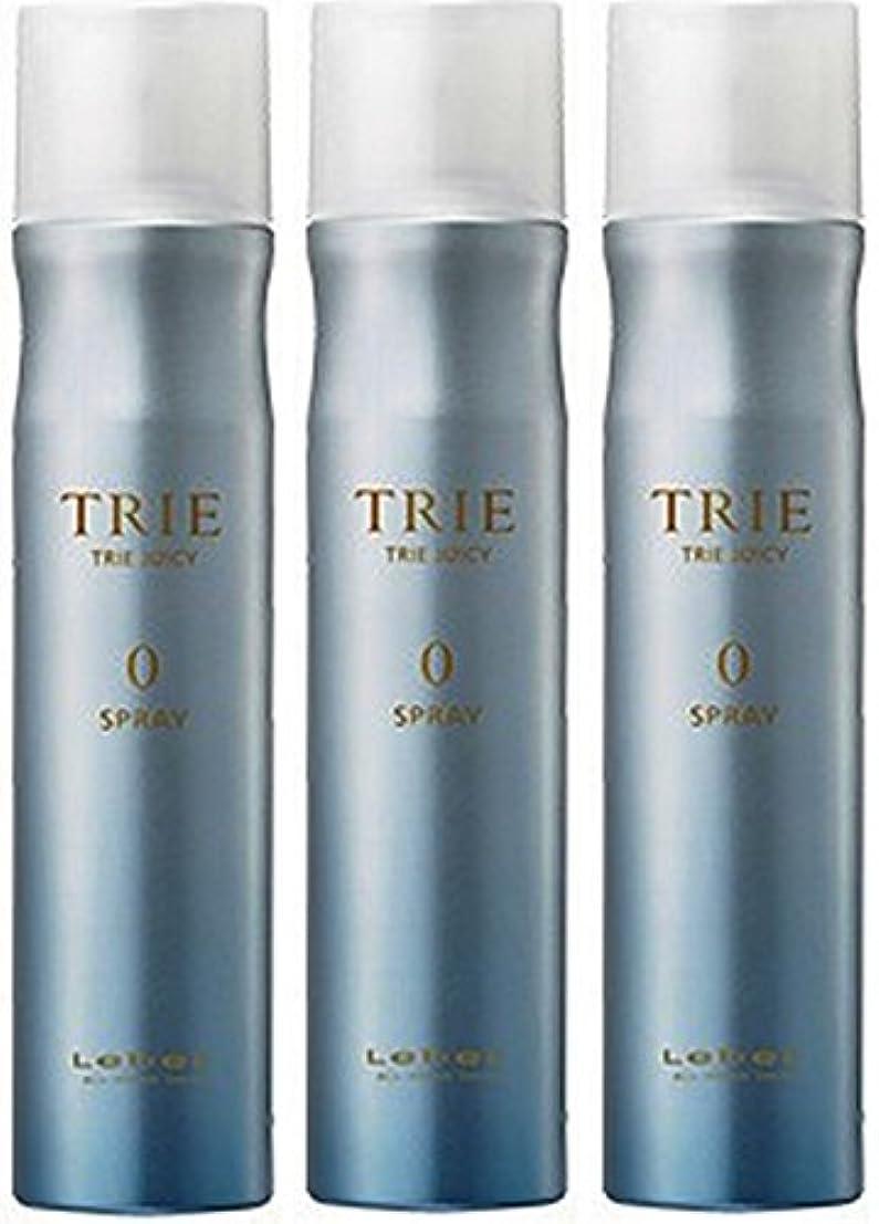 敏感な課税教育学ルベル トリエ ジューシースプレー0 170g ×3個セット Lebel Trie スタイリング