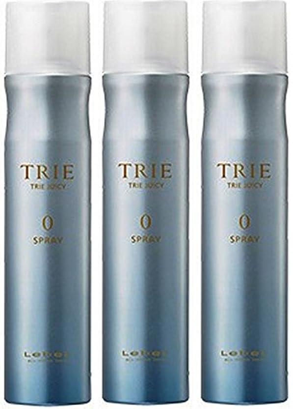 単に白菜盟主ルベル トリエ ジューシースプレー0 170g ×3個セット Lebel Trie スタイリング