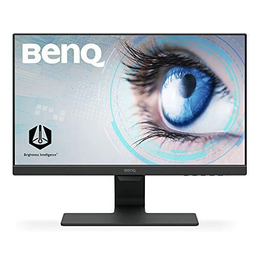 BenQ アイケア ウルトラスリムベゼル ディスプレイ GW2280 (21.5インチ/フルHD/VA/輝度自動調整機能(B.I.)搭載/ブルーライト軽減/フリッカーフリー)
