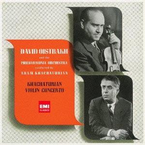 シベリウス&ハチヤトリアン:ヴァイオリン協奏曲集