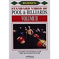 Byrne's Standard Video of Pool & Billiards Vol 2 Expert Techniques for Advanced [並行輸入品]