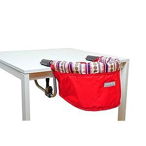 リトルプリンセス Little World テーブルチェア レッド