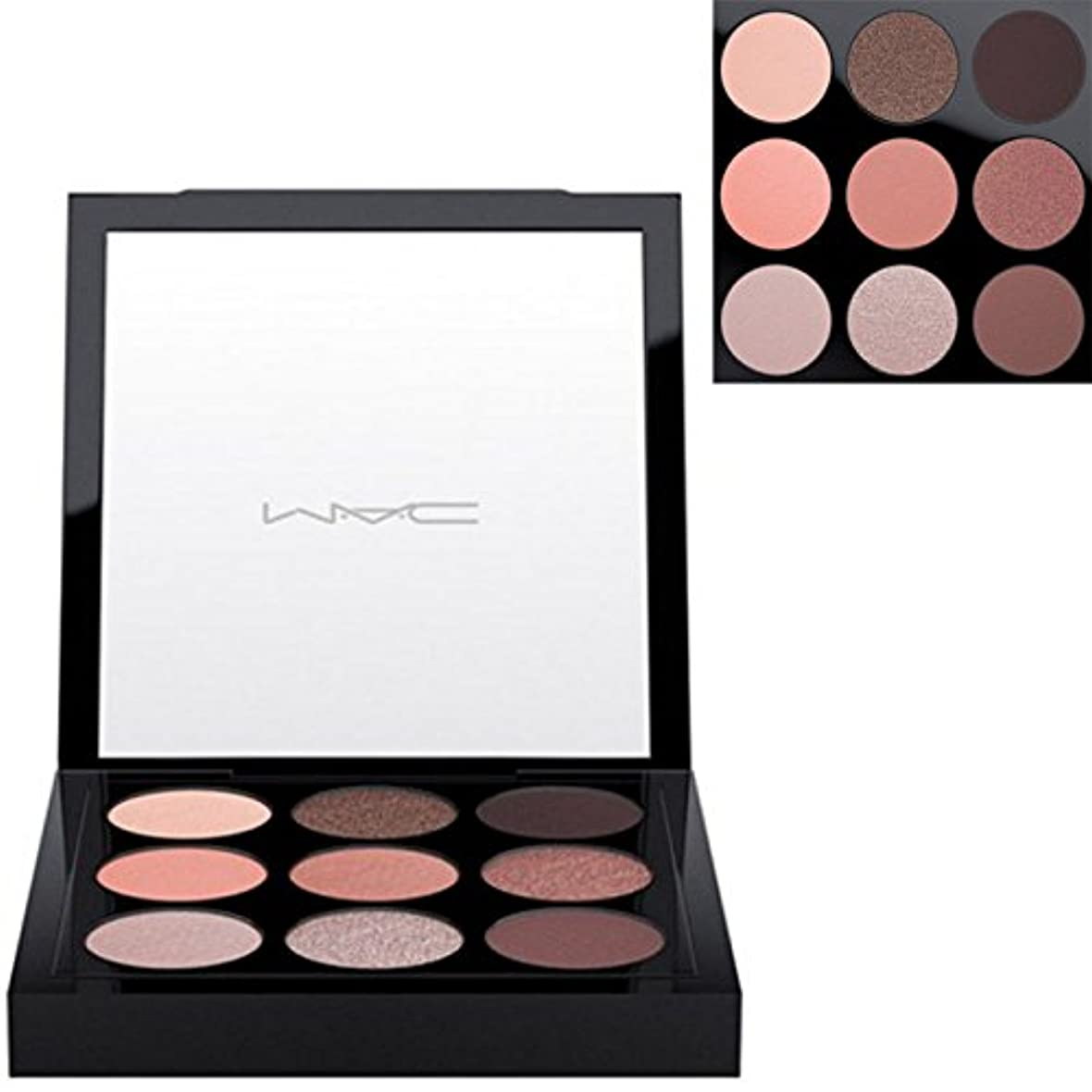 M.A.C ?マック, Times Nine Eyeshadow Palette - Dusky Rose Times Nine [海外直送品] [並行輸入品]