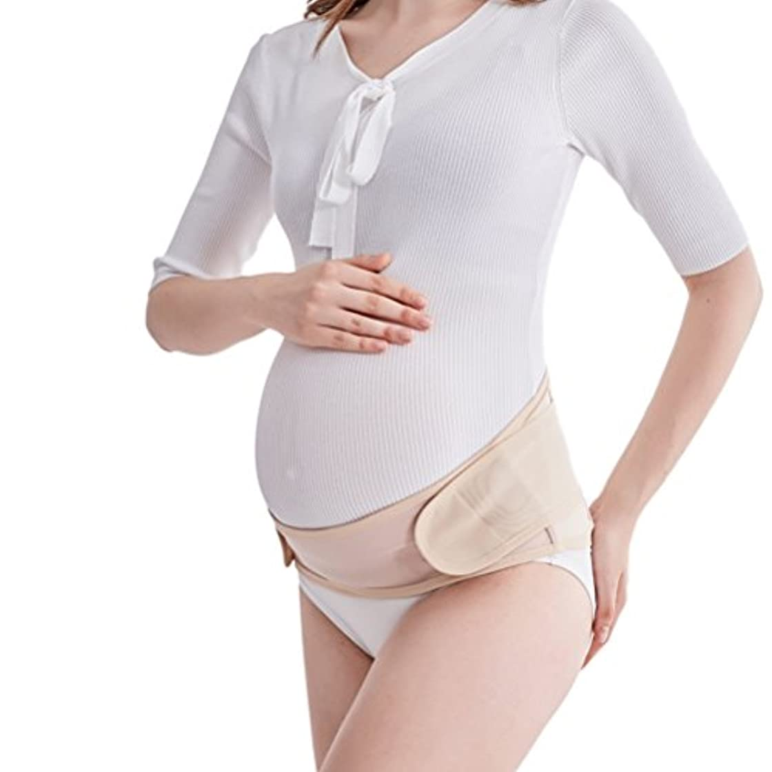 ストラトフォードオンエイボン宇宙の週間妊娠中のサポートバンドバックと骨盤のサポート腹部腹部バンド妊娠中のゆりかご腹部サポートベルトウエストバックサポート出生用ラップ調節可能な妊娠ベルト妊娠中のマタニティベルト妊娠シェイプウェア