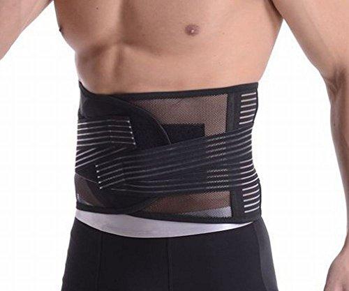 Z-Tactical お医者さんが作った腰痛ベルト コルセット 腰サポーター 腰椎固定や保護にも ヘルニア 姿勢矯正 お腹の引き締めに効果抜群 (XL (~120cm))