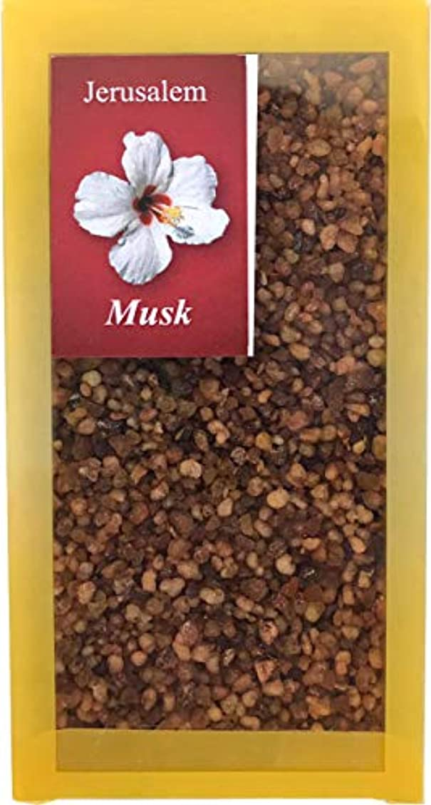 春見かけ上マニアックHoly Land Market エルサレム ムスクフラワー 聖地からの香り - 100g (3.5オンス)