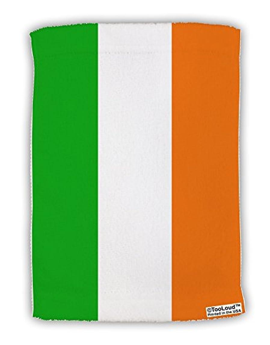 結婚したインストール幻想的アイルランド国旗TooLoud – アイルランドの国旗Micro Terryスポーツタオル11