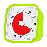 【正規品】TIME TIMER タイムタイマー モッド 9cm 60分 ライムグリーン TTM9-GR-W 時間管理