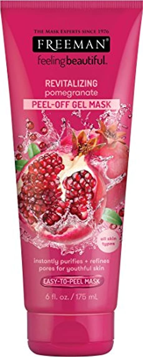 Freeman Face Superfruits Peel Off Mask 6 oz. (並行輸入品)