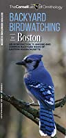Backyard Birdwatching in Boston: An Introduction to Birding and Common Backyard Birds of Eastern Massachusetts (All About Birds Pocket Guide Series)