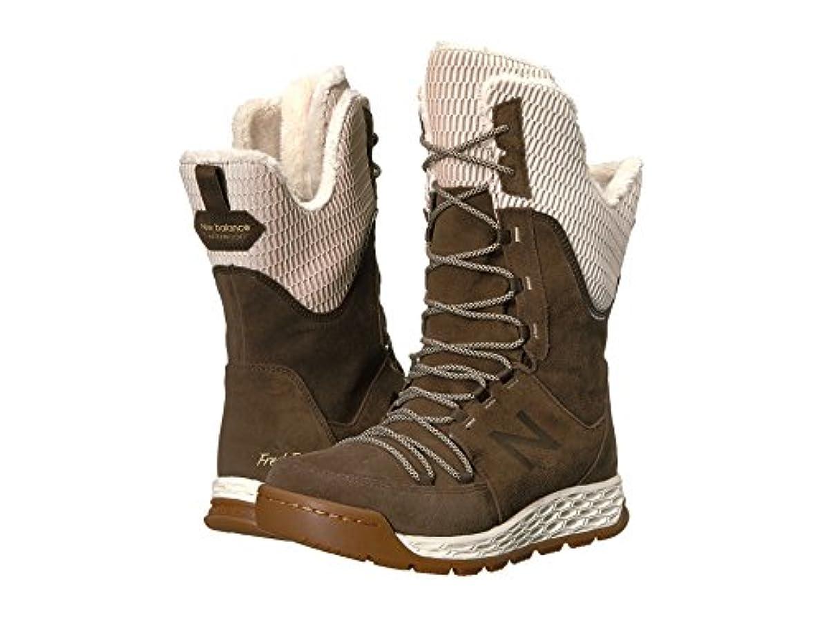分類する個人的な単に(ニューバランス) New Balance レディースブーツ?靴 BW1100v1 Brown/Brown 8.5 (25.5cm) D - Wide