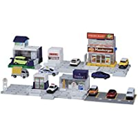 Let 's Make Tomica Tomica Town Build City Street 。基本セット