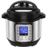 Instant Pot Duo Nova Electric Multi Use Pressure Cooker, Stainless Steel, 3L
