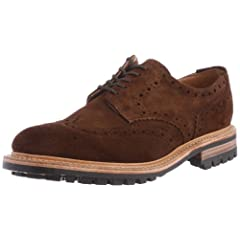 Sanders Gibson Brogue Shoe 8951