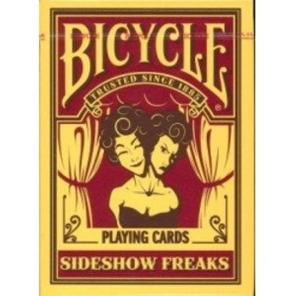 BICYCLE SIDESHOW FREAKS バイスクル サイドショーフレークス