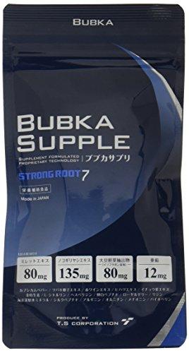 ≪ ブブカ ≫ BUBKAサプリ STRONG ROOT7 186粒 ( 約1ヶ月分 )