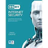 ESET Internet Security including Antivirus 1 Device 1 Year License KEY