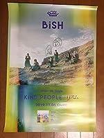 BiSH「KiND PEOPLE/リズム」直筆サイン入りポスターB2