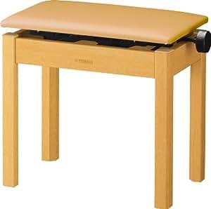 YAMAHA 電子ピアノ用 高低自在椅子 ライトチェリー BC-205LC