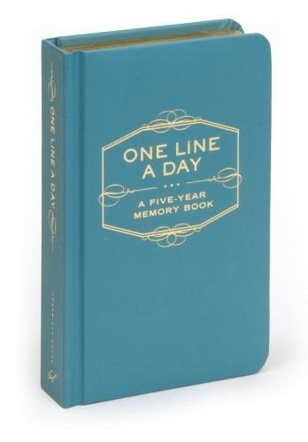 RoomClip商品情報 - One Line a Day: A Five-Year Memory Book (Five Year Memory Book)