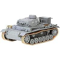 ドラゴン 1/35 第二次世界大戦 ドイツアフリカ軍団 3号戦車H型 スマートキット プラモデル DR6901