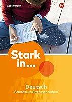 Stark in Deutsch. Arbeitsheft Arbeitsheft Grundkurs Rechtschreiben: Ausgabe 2017