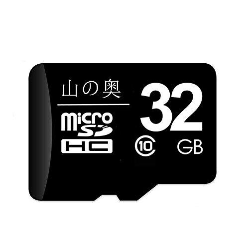 山の奥 32GB メモリカード 携帯電話 タブレットPC カ...