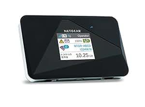 NETGEAR WiFi LTE モバイルルーター SIMフリー 802.11 a/b/g/n グローバル対応 AirCard AC785-100JPS